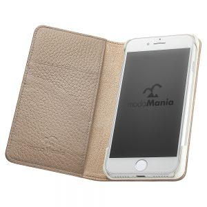 iPhone7対応のおすすめブランド本革アイフォン手帳型ケース(カバー)でおしゃれな『モーダマニア(modaMania):アドリア iPhone7』のご紹介