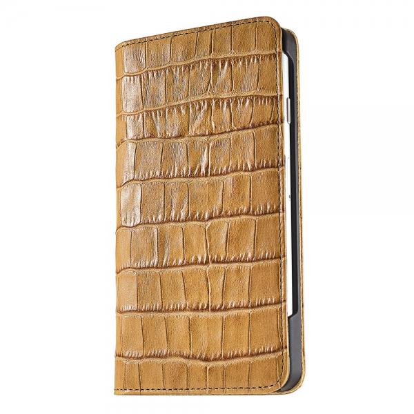 iPhone7/iPhone7plus/対応のおすすめブランド本革アイフォン手帳型ケース(カバー)でおしゃれな『モーダマニア(modaMania):ロトス iPhone7 手帳型ケース』のご紹介