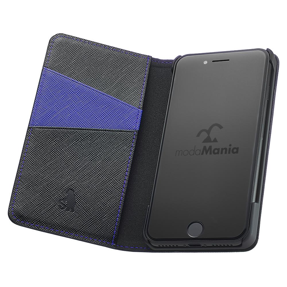 iPhone8対応のおすすめブランドアイフォン手帳型ケース(カバー)でおしゃれな『モーダマニア(modaMania):ナイトスクープ』のご紹介