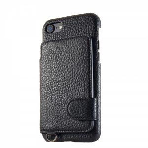 手帳型iPhoneケースブランド「modaMania(モーダマニア)」がおすすめする、メンズ向け本革iPhone(アイフォン)ケース。ビジネスシーンでも使いやすい手帳型ケースをまとめてみました。【RAKUNI(ラクニ) × modaMania 墨 -boku- iPhone7 手帳型ケース】
