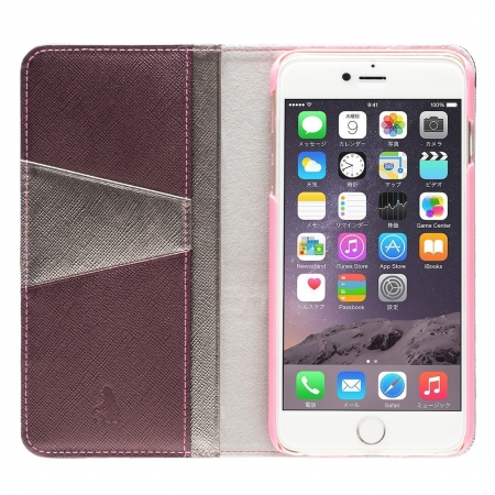 iPhone 6s Plus/6 Plus対応のおすすめブランドアイフォン手帳型ケース(カバー)『レディトキオ』のご紹介