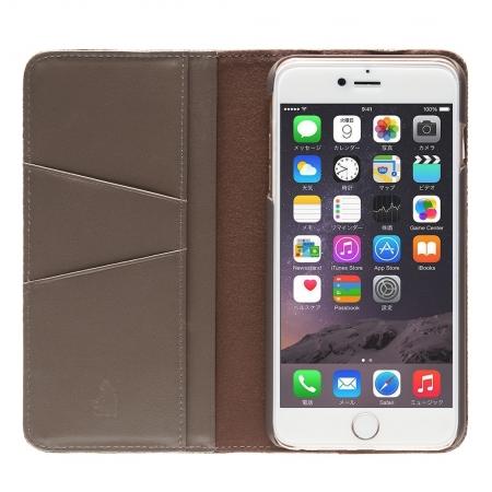 iPhone 6s Plus/6 Plus対応のおすすめブランドアイフォン手帳型ケース(カバー)『サラマンダー』のご紹介