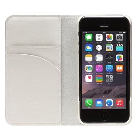 iPhone SE/5s/5対応のおすすめブランドアイフォン手帳型ケース(カバー)『シーブリーズ』のご紹介