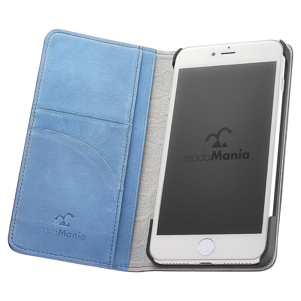 iPhone7 Plus対応のおすすめブランドアイフォン手帳型ケース(カバー)『ブルックリン』のご紹介