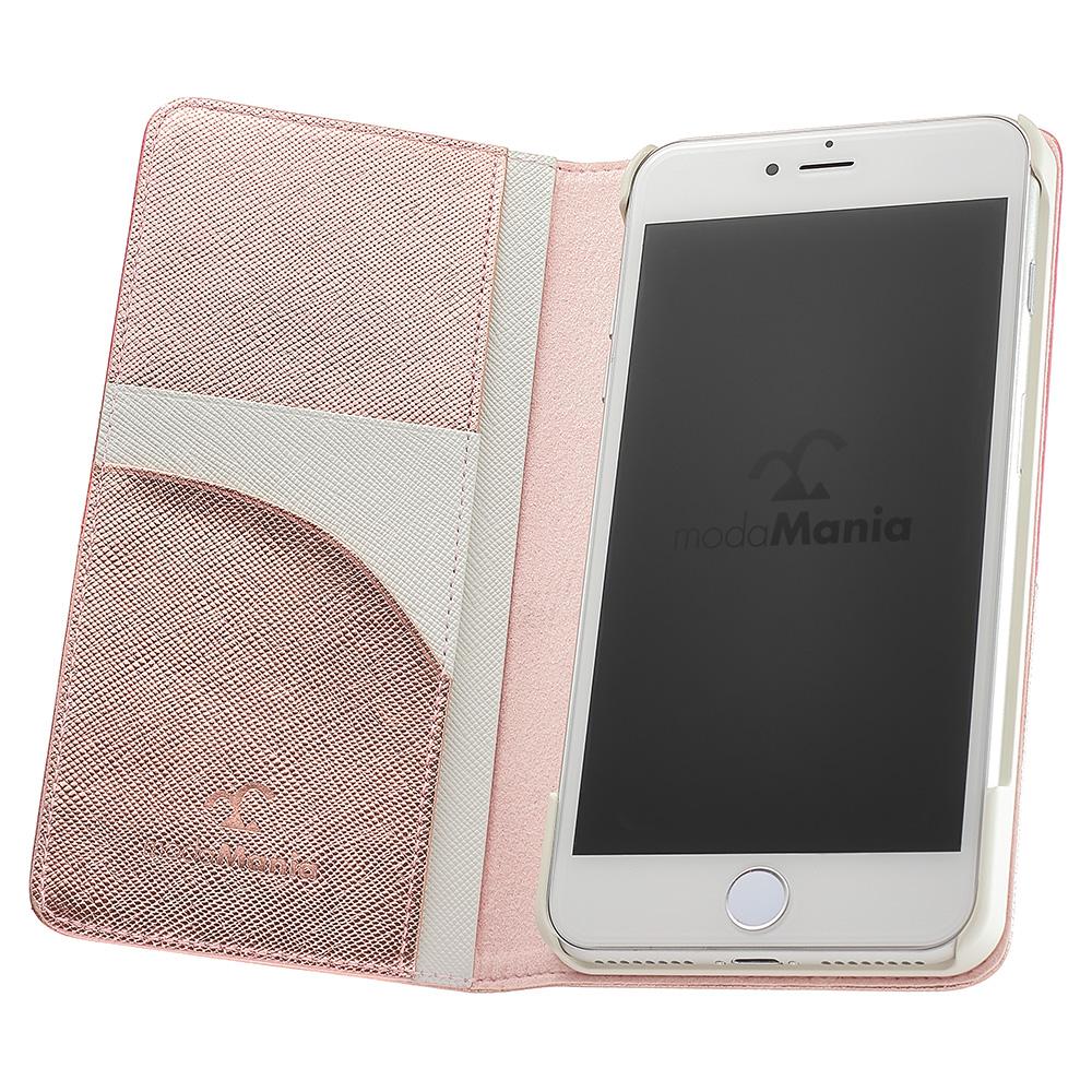 iPhone7 Plus対応のおすすめブランドアイフォン手帳型ケース(カバー)『ショコラ』のご紹介