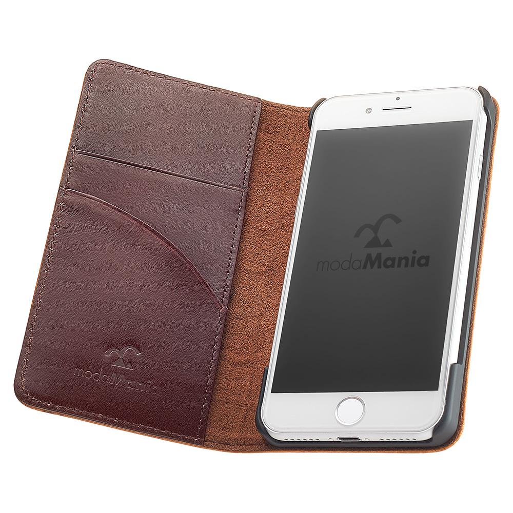 iPhone8対応のおすすめブランドアイフォン手帳型ケース(カバー)『ノースカロライナ』のご紹介