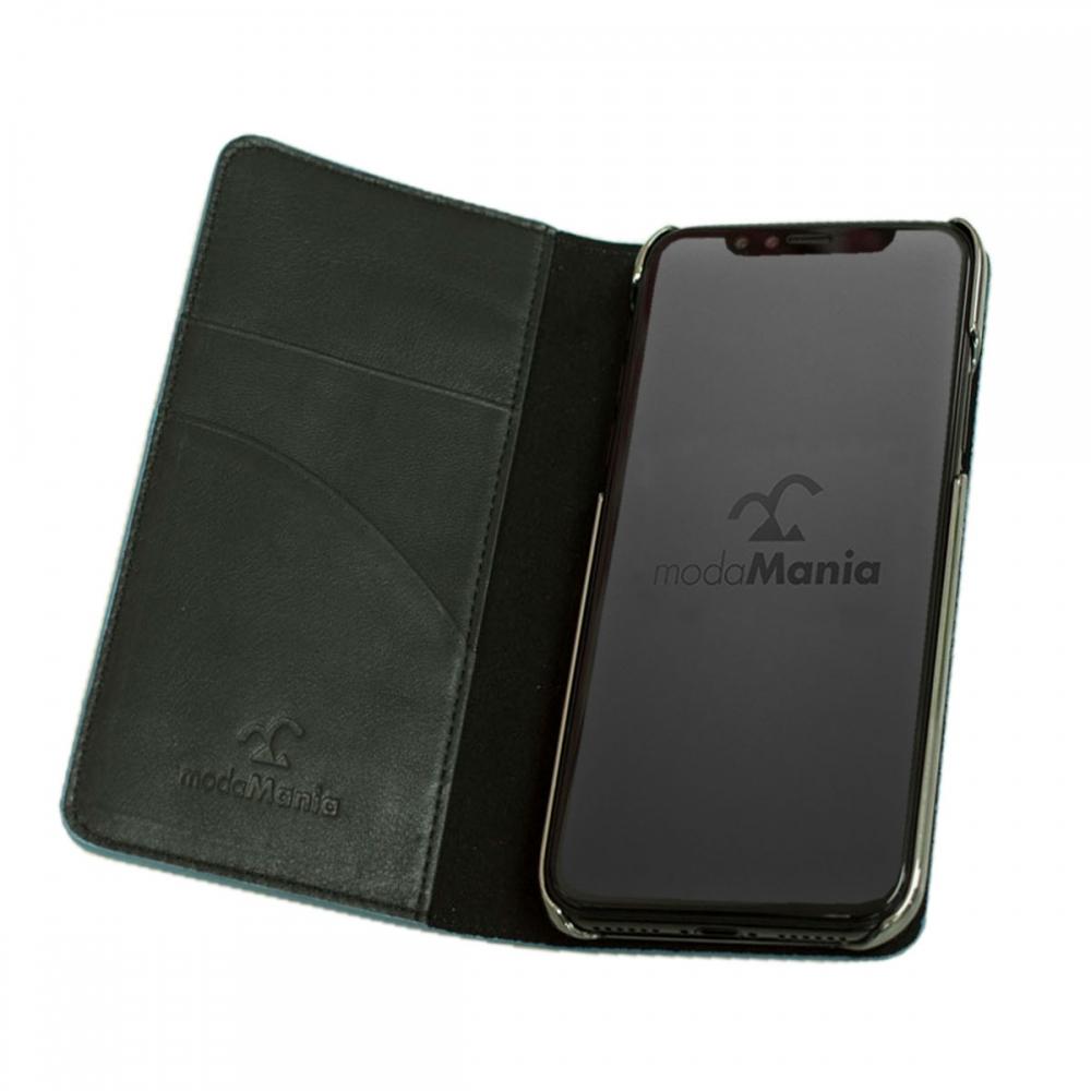 iPhone X対応のおすすめブランドアイフォン手帳型ケース(カバー)『バジリスク』のご紹介