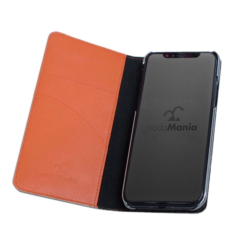 iPhone X対応のおすすめブランドアイフォン手帳型ケース(カバー)『シェヘラザード』のご紹介