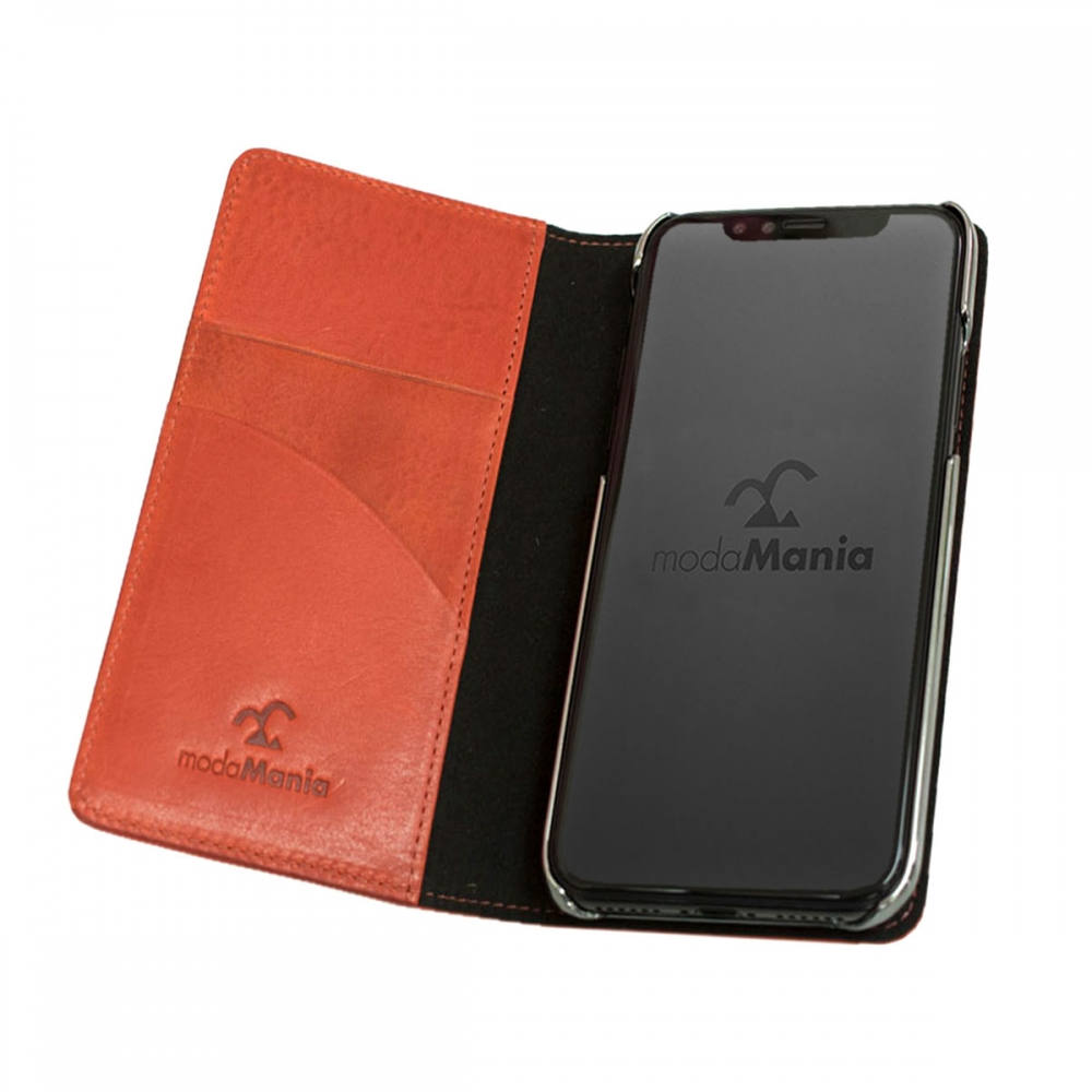 iPhone X対応のおすすめブランドアイフォン手帳型ケース(カバー)『パオロ2』のご紹介