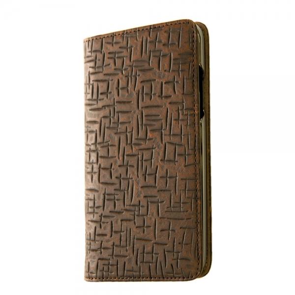 iPhone X対応のおすすめブランドアイフォン手帳型ケース(カバー)『ハートブレイク』のご紹介