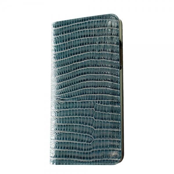 iPhone X対応のおすすめブランドアイフォン手帳型ケース(カバー)『蜥蜴丸』のご紹介