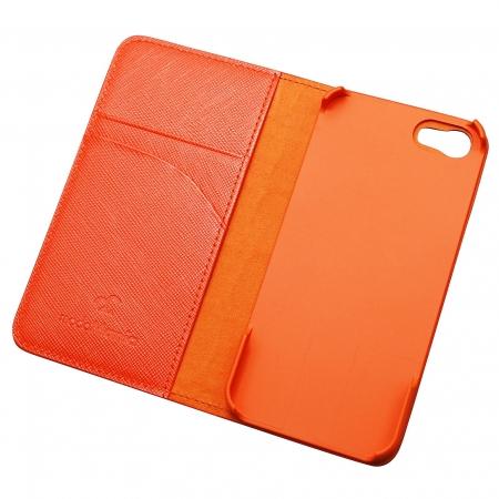 iPhone SE/5s/5対応のおすすめブランドアイフォン手帳型ケース(カバー)『ヴォルケーノ』のご紹介