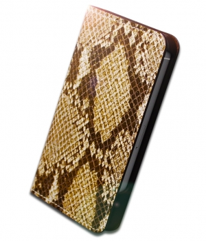 Gold rush iPhone SE 手帳型ケース