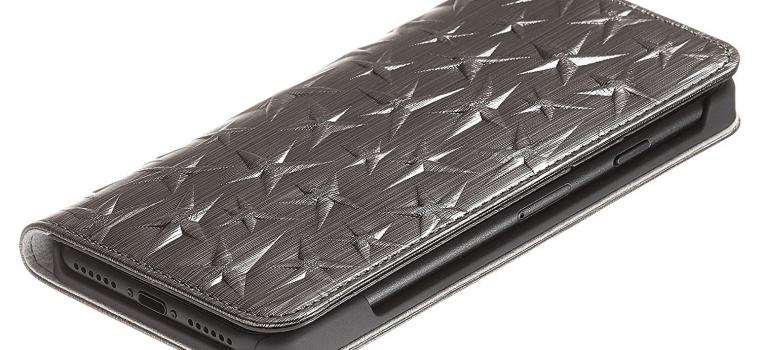 「流星」にインスパイアされたiPhone7/7Plus用手帳型ケース『メテオラ』